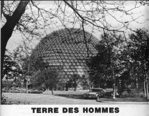 Terre Des Hommes, Man And His World