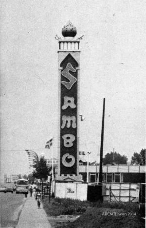 Le Sambo, 5666 Sherbrooke E.