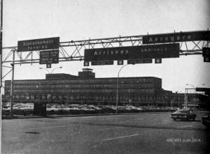 Aéroport de Montréal.