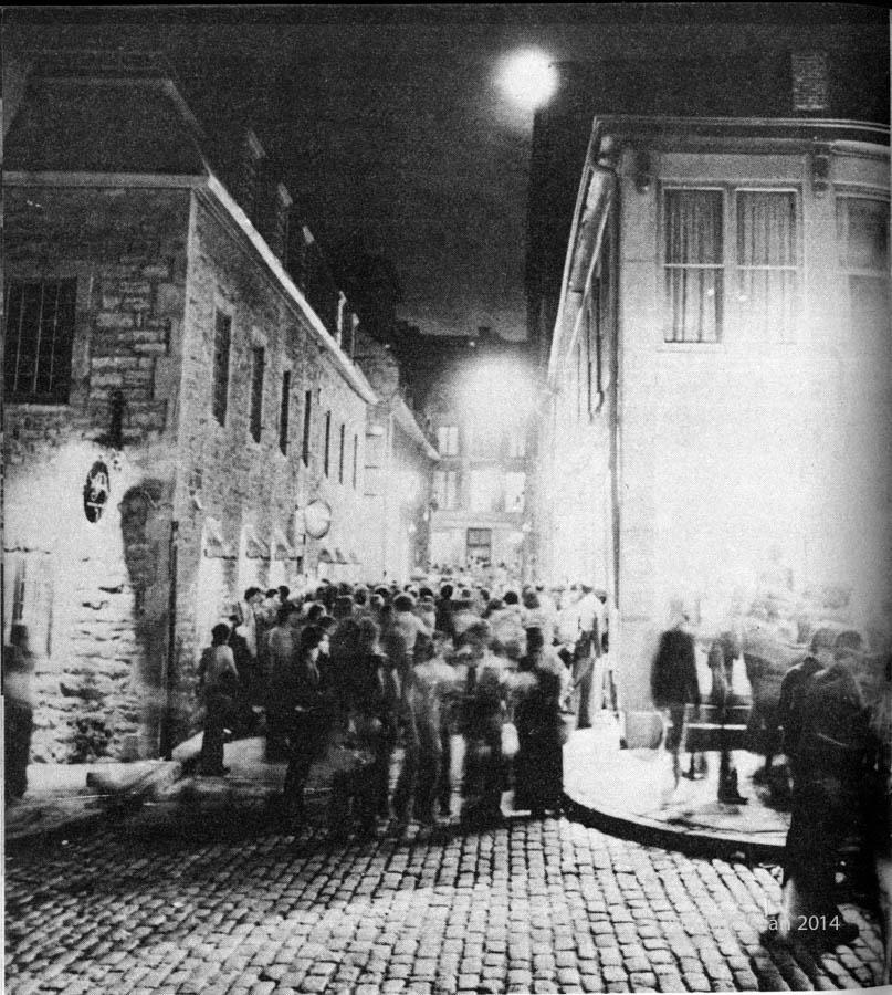 Montréal Insolite : Guide de la vie nocturne alternative de 1974. Deuxième  partie. | Montreal Underground Origins